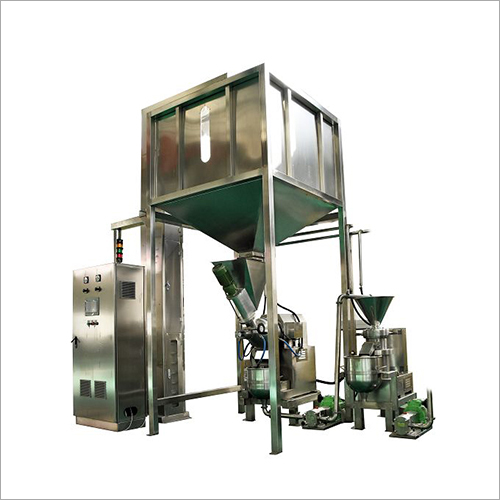 Colloid Mill Plant