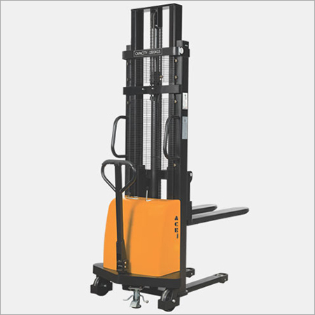 Semi- Electric Stacker