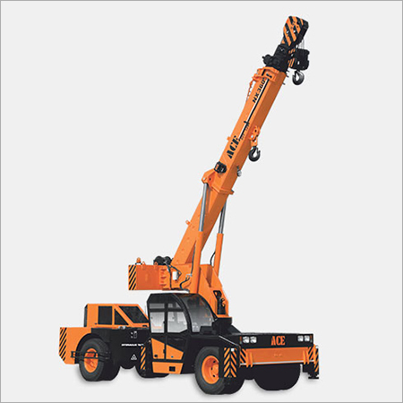 NX 360° Mobile Cranes