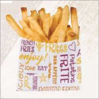 French Fries Pocket Paper Pouch