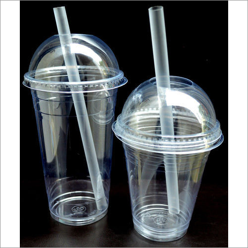 Plastic-Shake Glass