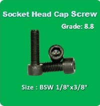 Socket Head Cap Screw BSW 1 8x3 8