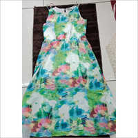 Used Ladies Mix Dress