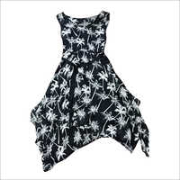 Used Ladies Printed One Piece