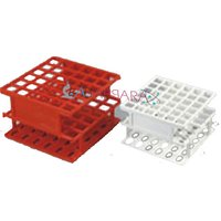 Test Tube Stand (Wire Pattern - Fix) Polypropylene Labappara