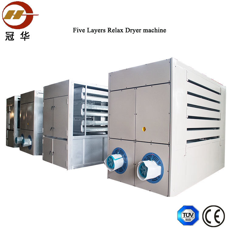 FIVE  PASS HIGH EFFICIENT DRYER (TENSIONLESS DRYER)