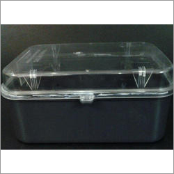 Polycarbonate Single Phase Meter Box (Push-fit-Type)
