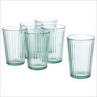 6 Piece Glass Set