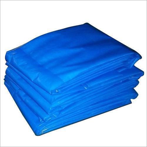 Blue Plastic Tarpaulin