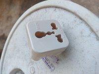 3 pin multi socket plug 5a to 15a