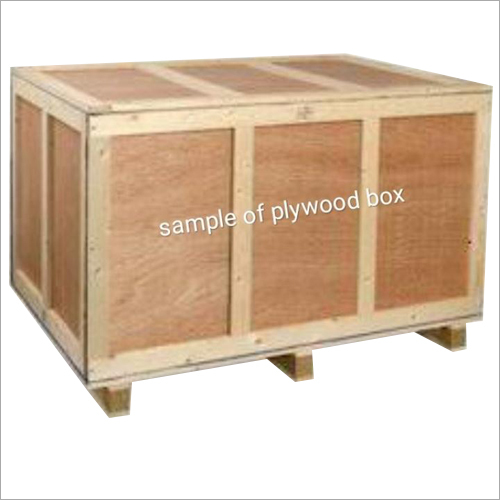 Wooden Plywood Packing Box