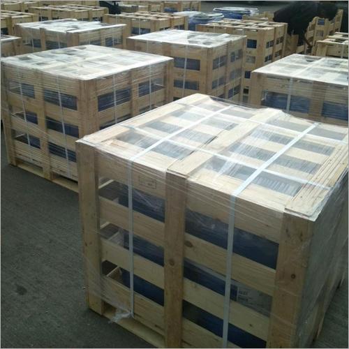 Wooden Pallet Storage Crate