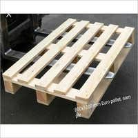 1200 x 800 mm Euro Wooden Pallet