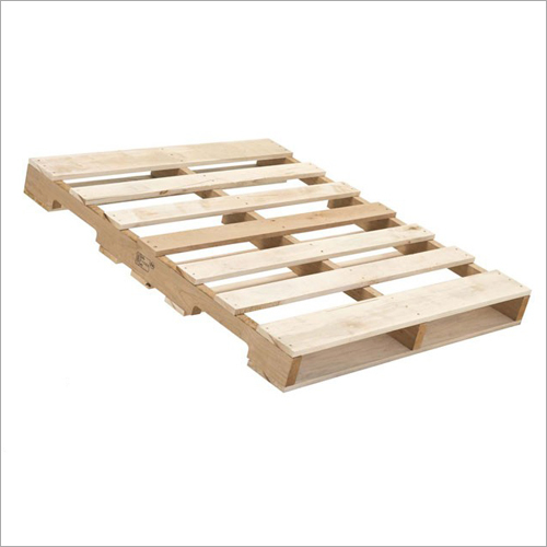 1200X1000 mm Teva 4 Way Wooden Pallet