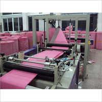 Industrial Non Woven Fabric Machine