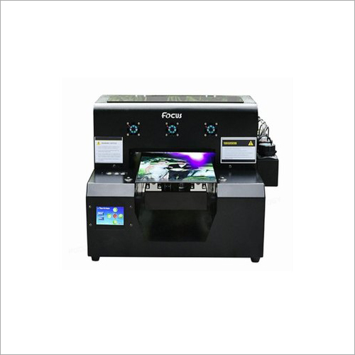 Mobile Cover UV Printer