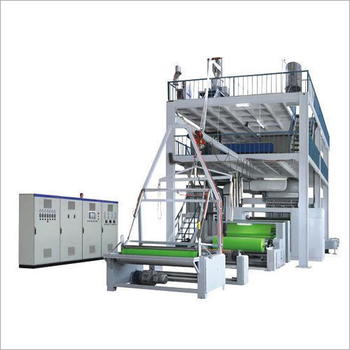 Fully Automatic Non Woven Fabric Machine