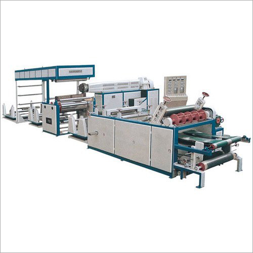 Automatic Non Woven Lamination Machine