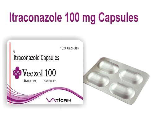 VEEZOL-100 CAPSULE