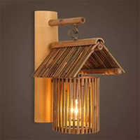 Bamboo  Decorative Wall Lamp