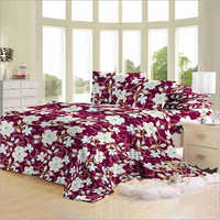 Flora Printed Duvet Cover Set