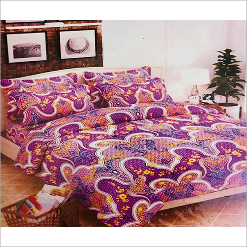Fancy Print Duvet Cover Set