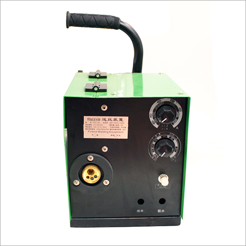 Wire Feeder Closed Welding Machine