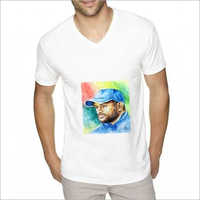 Mens Customized Printed T-Shirt