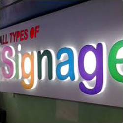 Acrylic LED Display Signage