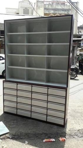Medical Display Rack