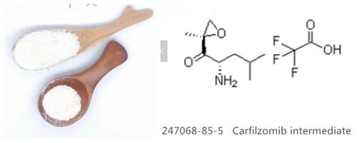 Carfilzomib intermediate CAS no 247068-85-5