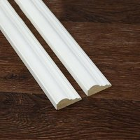 Solid Wooden Mouldings Customized Cheap Price