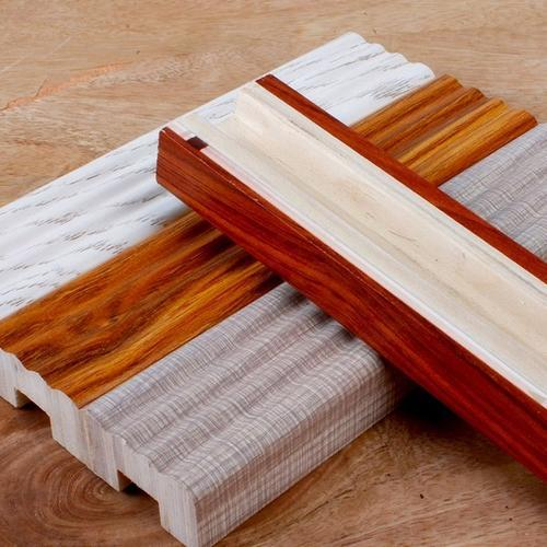 paulownia solid wood decorative moulding