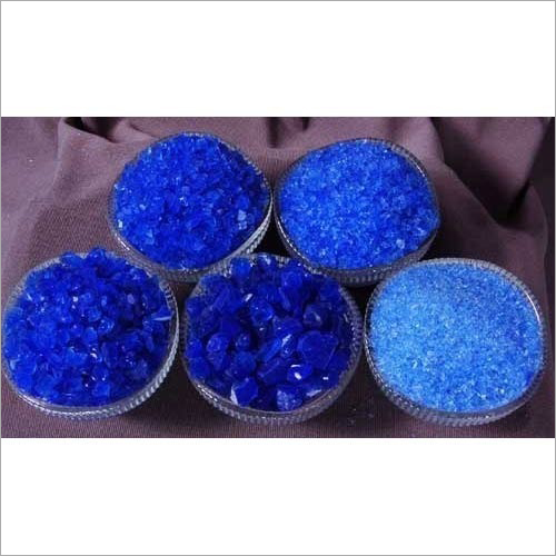Pure Blue Silica Gel Cristal