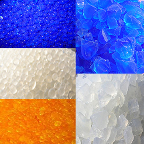 Colored Silica Gel