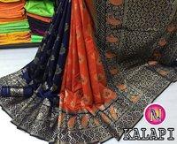 Pure Banarasi Silk Zari Saree