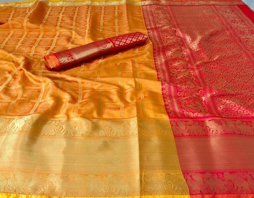 Silk weaving Sarees