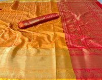 Silk weaving Sarees