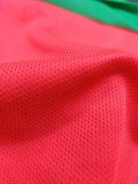 Sports wear Dot Net Fabric