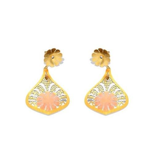 Designer Drop Shape Earrings