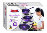 Granite Finish Cookware Gift set