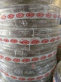 PVC TRANSPARENT PIPE