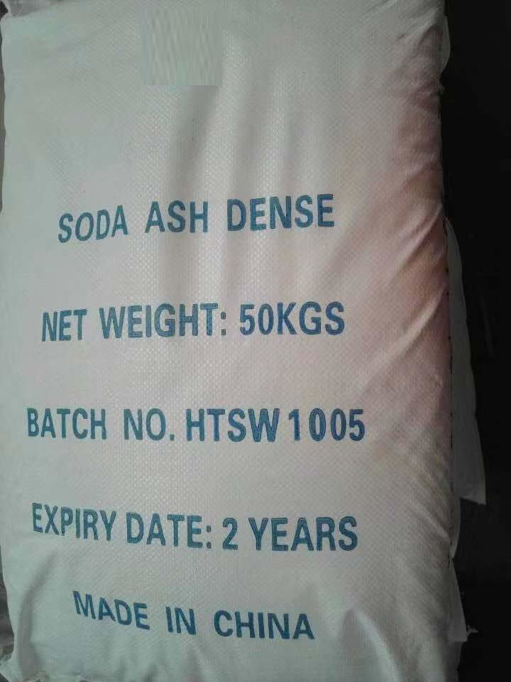 Soda Ash Dense 99.2%