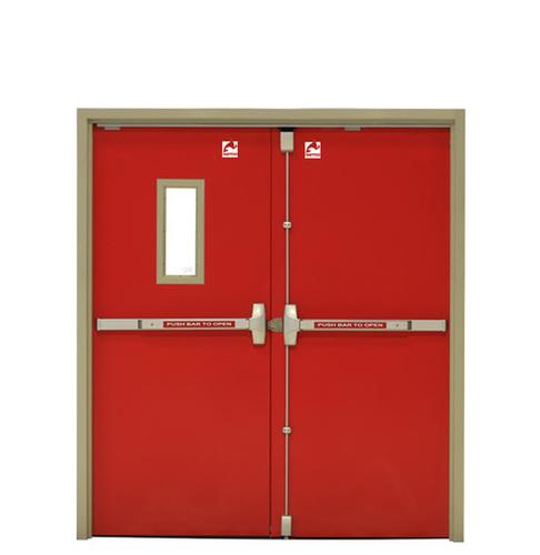 Metal / Steel Fire Retardant Doors