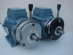INDUSTRIAL GEARED BRAKES