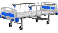 Hospital Manual Bed 3ME-CD1 Cranks