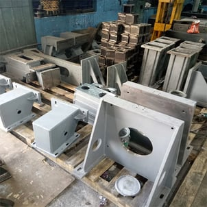 Industrial Pulley Housing