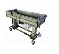 Hospital Electric Bath Bed MED-A