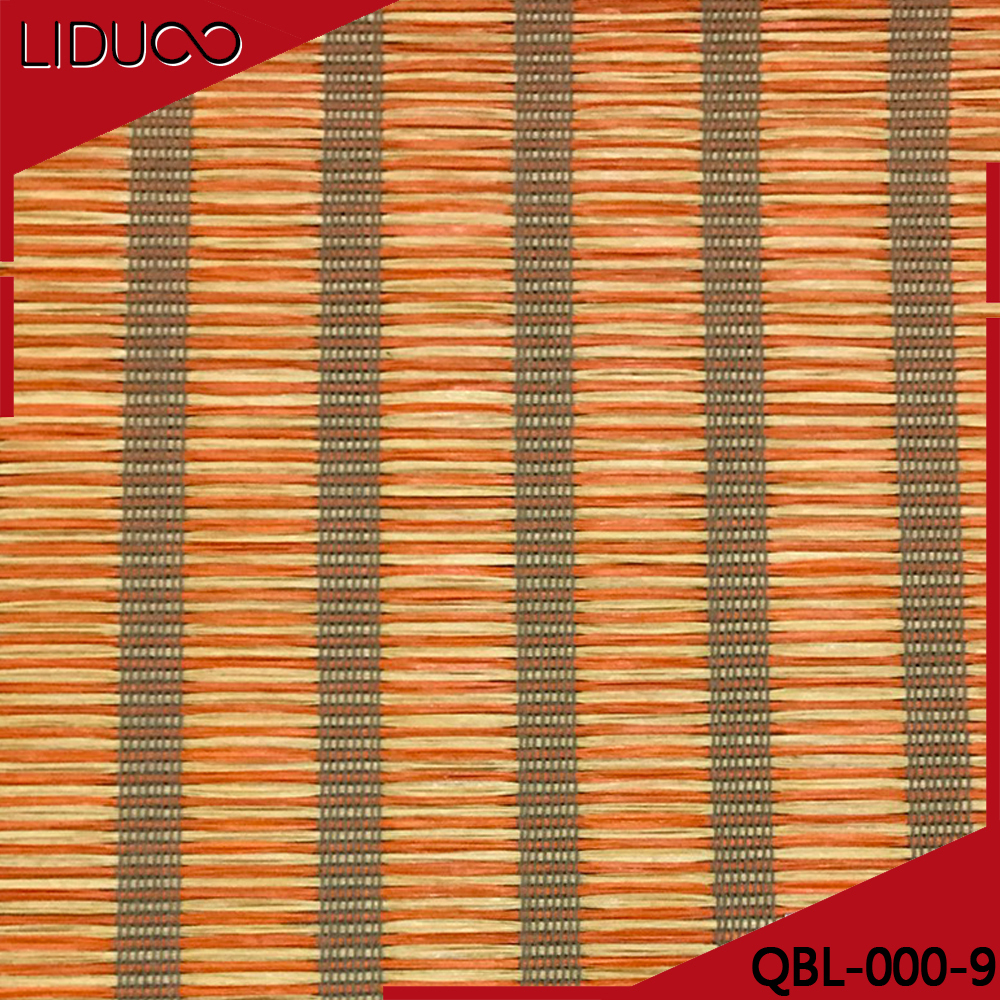 Modern Chinese Style Brick Pattern Wallpaper