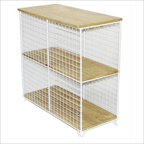 3 Tier Metal Cage